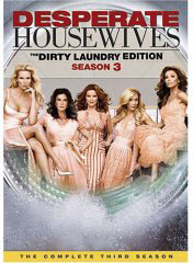 Desperate Housewives season 3 on dvd