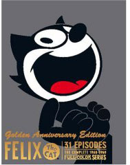 Felix the Cat on DVD