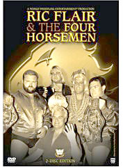 Ric Flair 1980's wrestling DVD