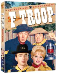 F-Troop DVD