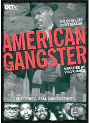 American Gangster on DVD
