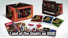Land of the giants on DVD