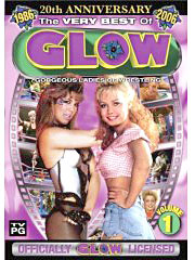 GLOW / Gorgeous Ladies of wrestling on DVD