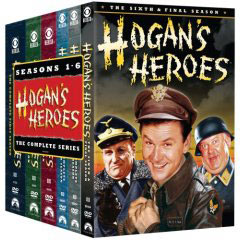 Hogan's Heroes on DVD