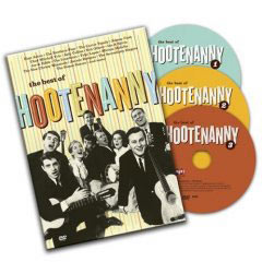 Hootenanny TV Show on DVD