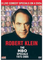 Robert Klein on DVD