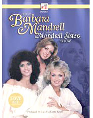 Barbra Mandrell and the Mandrell sisters DVD