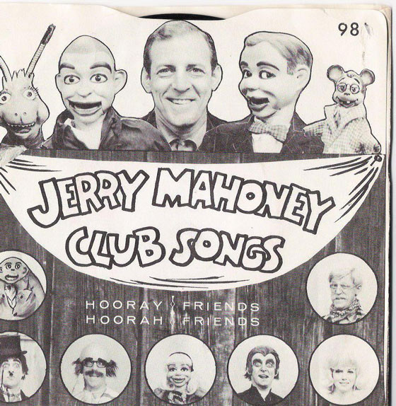 Jerry Mahoney records