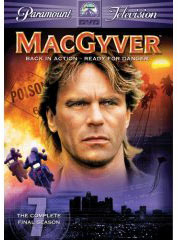 Macgyver season 7 on DVd