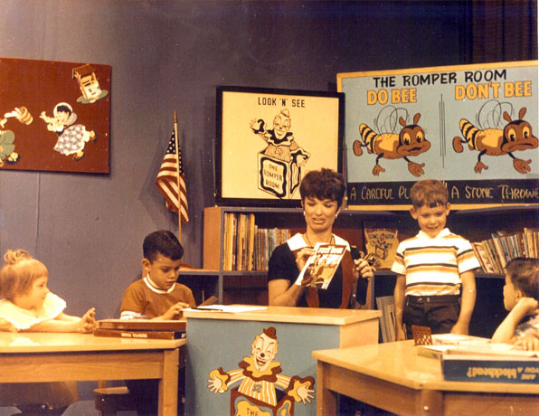 Miss Connie / Romper Room in Virginia