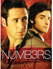 Numb3rs on DVD