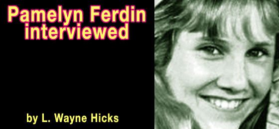 Pamela Ferdin Interviewed