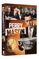 Perry Mason Season One on DVd