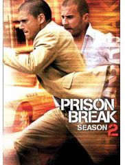 Prison Break season 2 on DVD