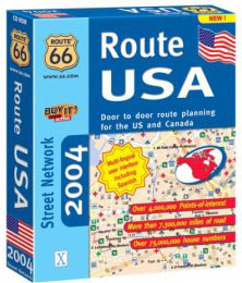 Route 66 CD-Rom