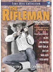 The Rifleman on DVD