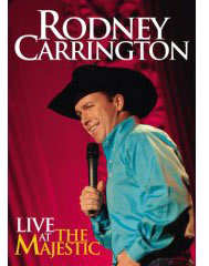 Rodney Carrington on DVd
