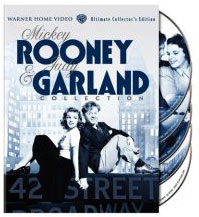 The Mickey Rooney & Judy Garland Collection DVD