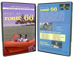 Route 66 on DVD