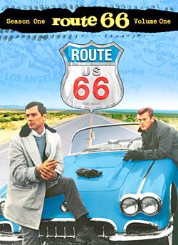 Route 66 season 1 on DVD