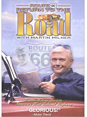 Route 66 TV show on DVD