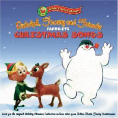 Rudolph Christmas songs on CD
