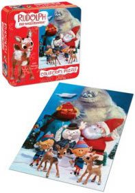 Rudolph the Red Nosed Reindeer puzzle