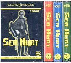 Sea Hunt DVDs