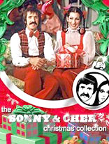 Sonny & Cher Christmas Shows on DVD