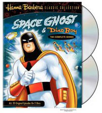 Space Ghost dvd