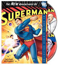 New Adventures of Superman on DVD