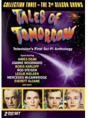 Tales of Tomorrow on DVD