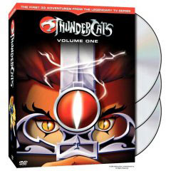 Thudercats on DVD