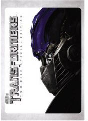 Transformers on DVD