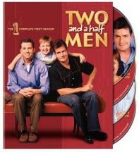 Two and a Half Men on DVD
