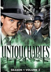 Untouchables on DVD