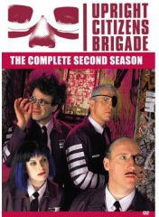 Upright Citizens Brigadeon DVD