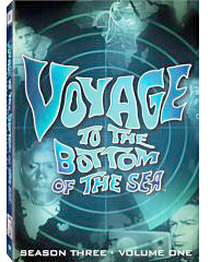 Voyage to the Bottom of the Sea DVDs