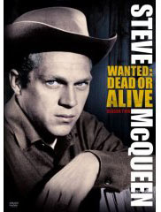 Wanted Dead or Alive on DVD