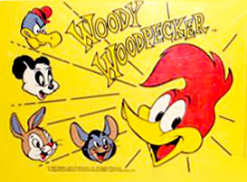 Woody Woodpecker TV show on ABC