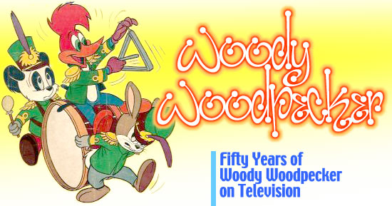 Woody Woodpecker TV show