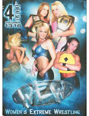 Women's TV Wrestling on DVD