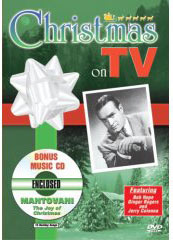 Christmas TV on DVD