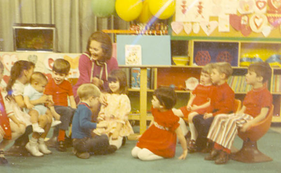 Miss Jan & Romper Room school