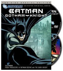 Batman TV series animated on DVD