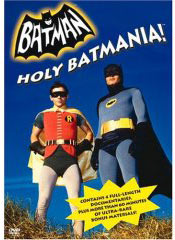 Batman tv show 1966 on DVD