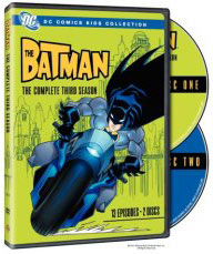 Batman DVD Show on DVD