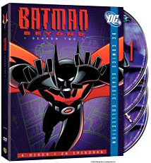Batman Beyond DVD