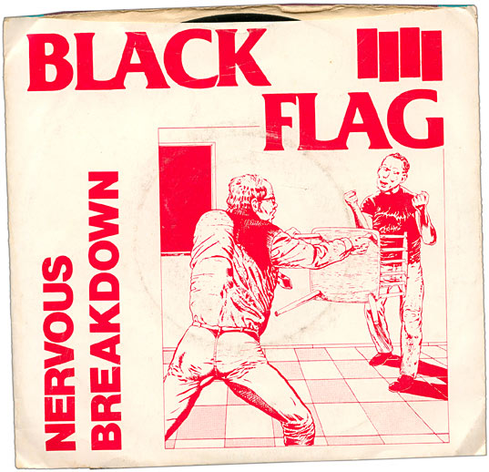 Black Flag record