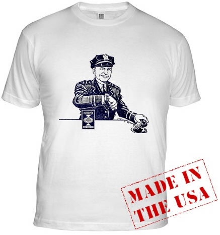 Officer Joe Bolton T Shirts